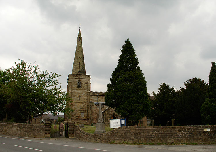 Crich Church photo
