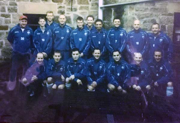 Kings Arms Football Team