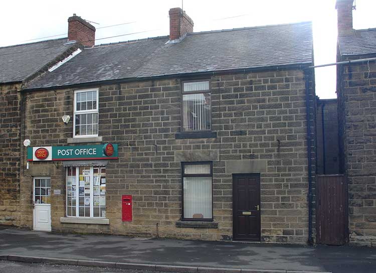 Crich Post Office