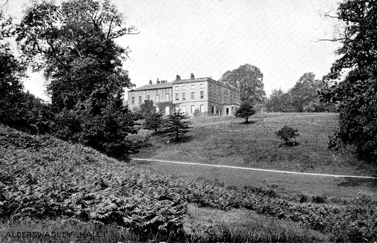 Alderwasley Hall