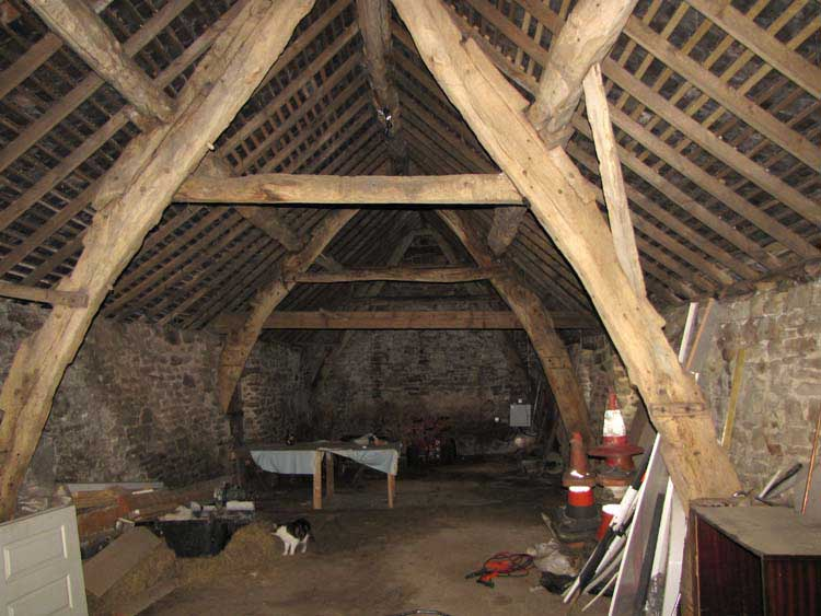 Photo of Beech farm Crook Barn