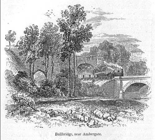bull bridge railway