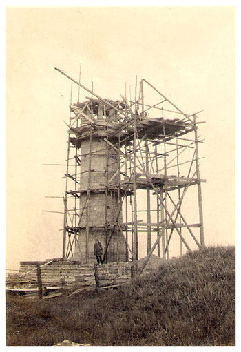 construction Crich Stand