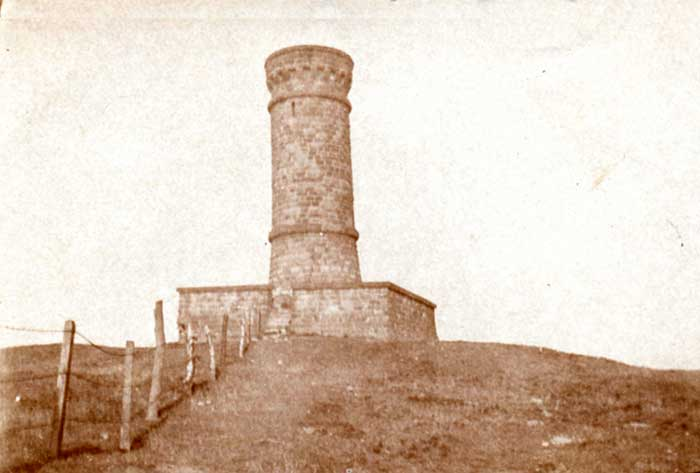 1853 Crich Stand photo