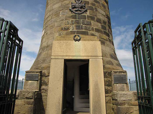 Crich stand memorial