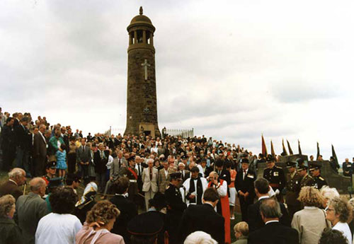 Stand Sunday 1986 Crich