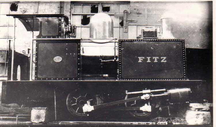 photo of Fitz engine