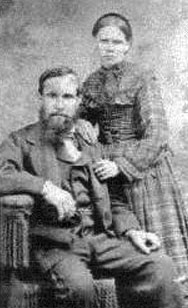 Photo of Fountaine Perry and his wife