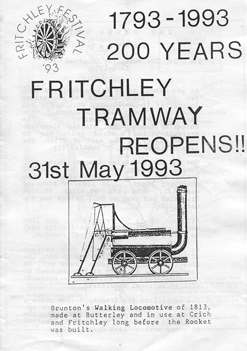 Fritchley Festival 1993