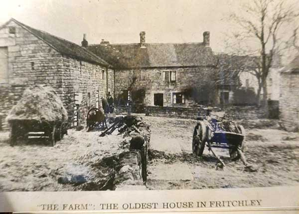 Oldest house in Fritchley