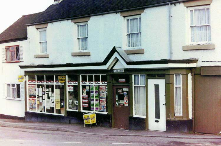Fritchley Stores