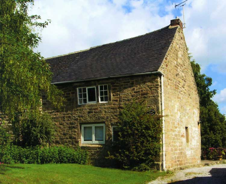 Oldest cottage in Fritchley