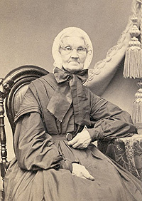 photo of Lucy Bakewell