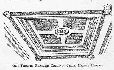 manor house ceiling