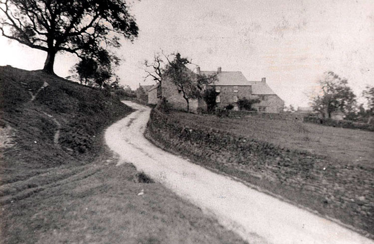 photo of old Wheatcroft