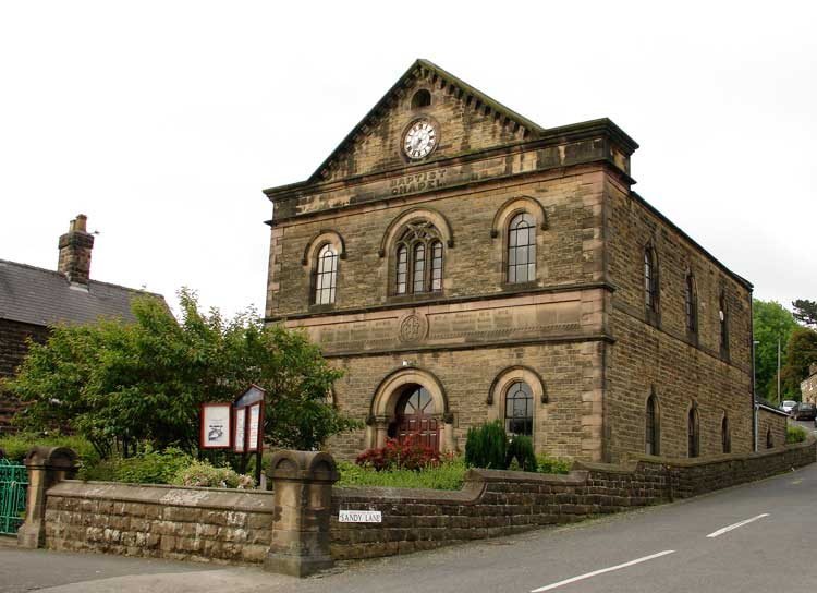 photo of Baptist Chapel, Crich