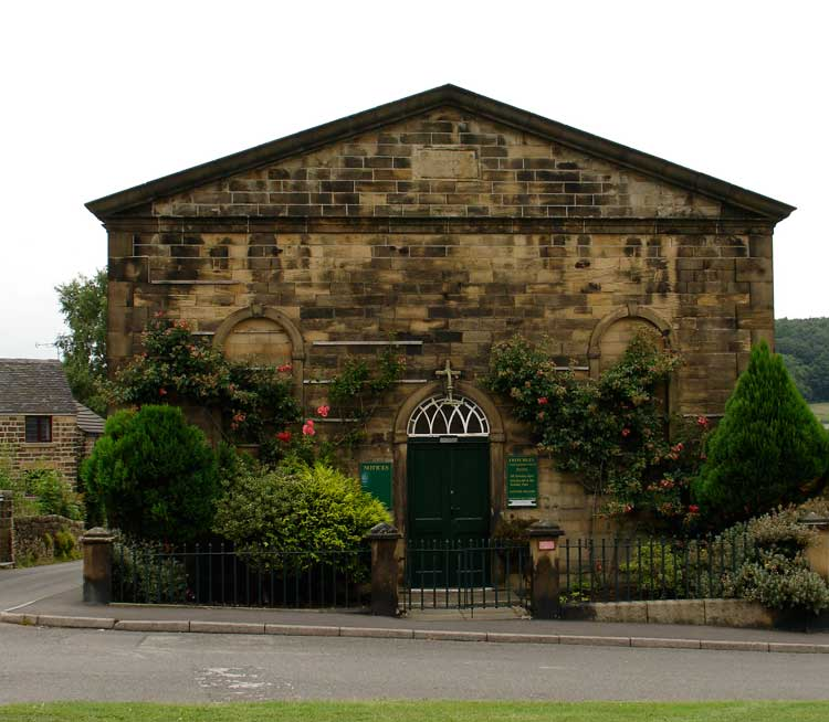 photo of Congregational Chapel Fritchley
