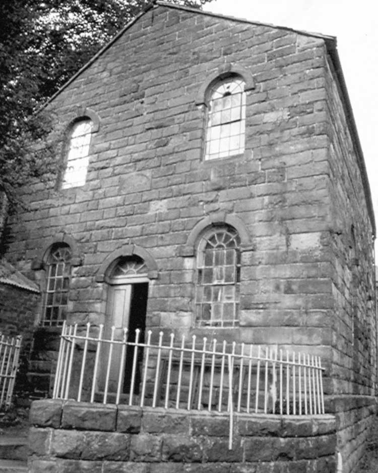photo of Crich Primitive Chapel