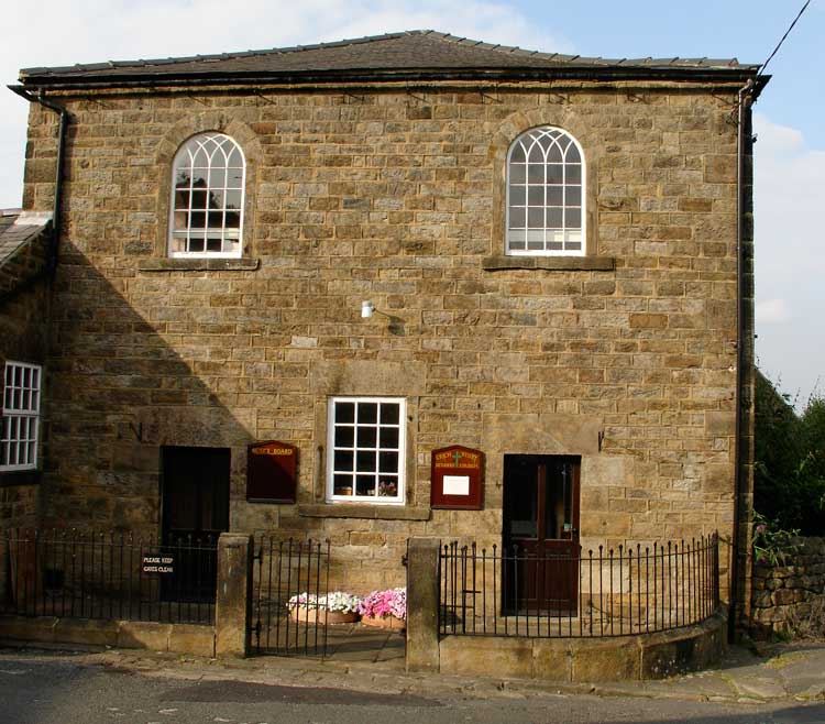photo of Wesleyan Chapel Croch