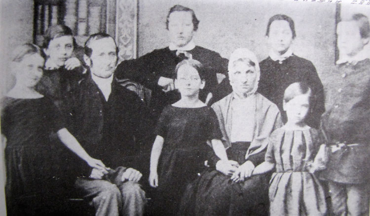 Photo of Sargent Family