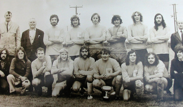 Jovial Dutchman team 1973