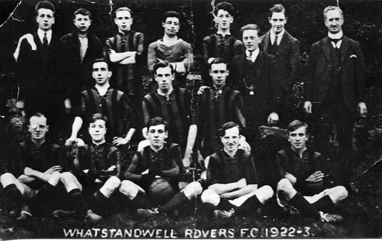 Whatstandwell Rovers Football Team