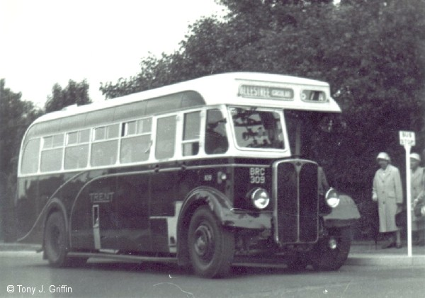 photo of Trent bus