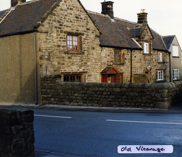 original Crich vicarage