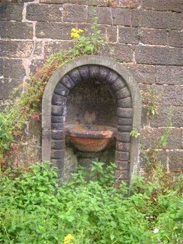 photo of Whatstandwell drinking fountain