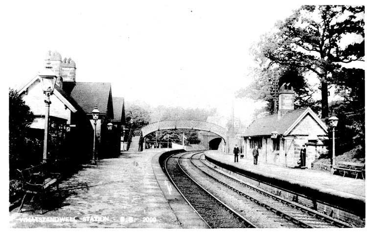 Whatstandwell Station photo 3