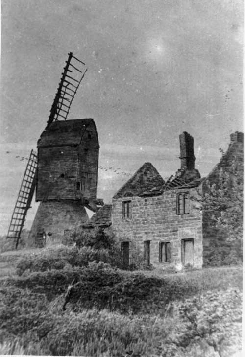 Fritchley windmill
