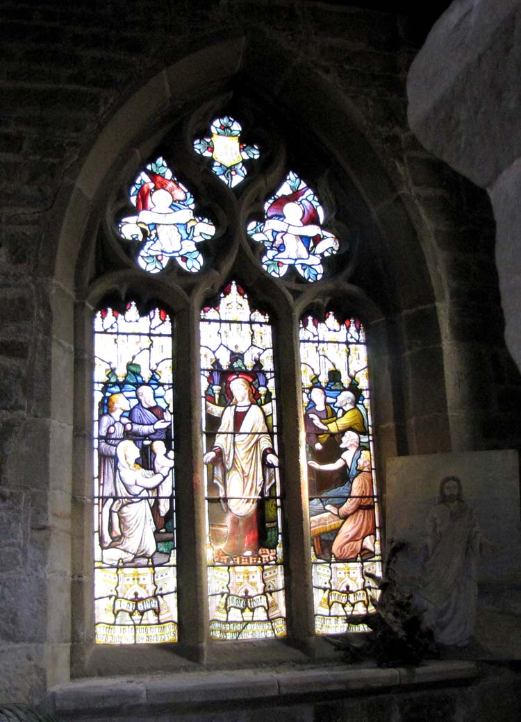 stained glass window 2