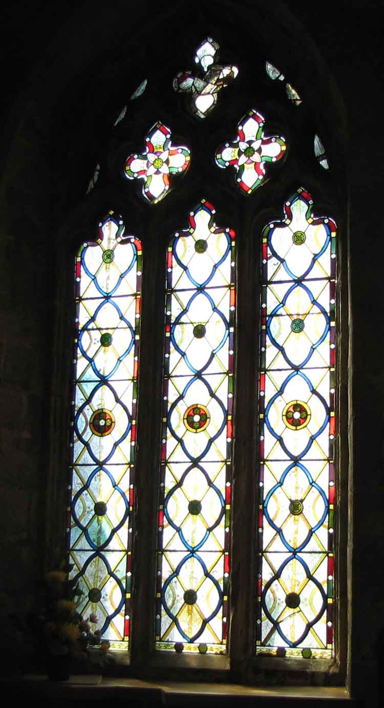 stained glass window 5