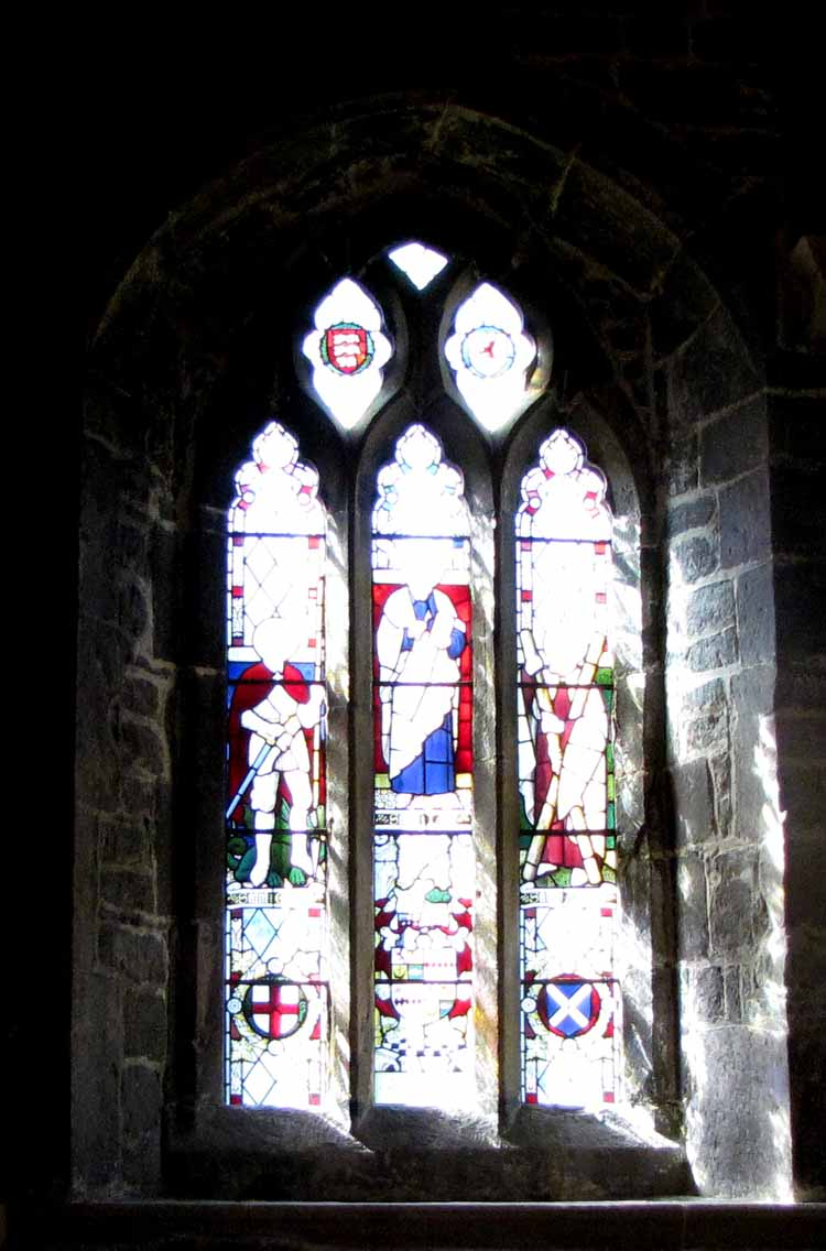 stained glass window 8