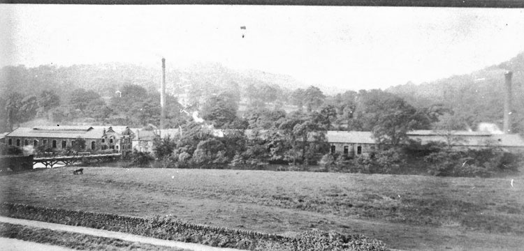 Wireworks in about 1900